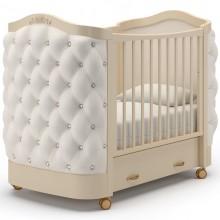 Кроватка для новорожденного Гандылян Тиффани Стразы. Характеристики.