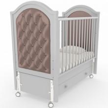 Кроватка для новорожденного Гандылян Софи Люкс продольный маятник. Характеристики.