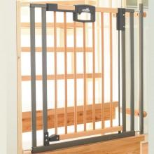 Ворота безопасности Geuther Easy Lock Wood 84,5 - 92,5