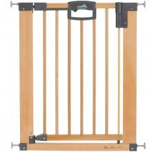 Ворота безопасности на распорках Geuther Easylock Natural 68,5-76,5 см
