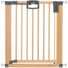 Ворота безопасности на распорках Geuther Easylock Natural 75,5-83,5 см