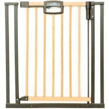 Ворота безопасности Geuther Easylock Wood Plus 80,5-88,5 см