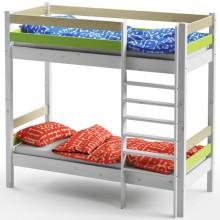 Двухъярусная кроватка Grifon Style Wood Fantasy