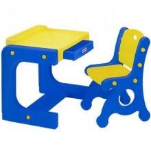Парта со стулом Haenim Toy DS-904. Характеристики.