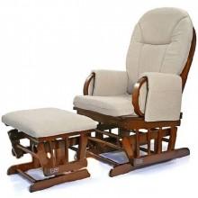 Кресло для кормления Happy Mama с подставкой  . Характеристики.