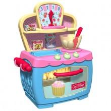 Детская кухня HTI Волшебная электронная печка. Характеристики.