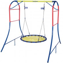 Качели детские Hudora Гнездо комплект арт.64023