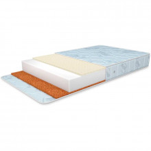 Матрас в детскую кроватку Nuovita Impatto 125x65x11 см