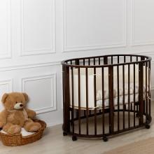 Кроватка для новорожденного Incanto Gio 3в1. Характеристики.