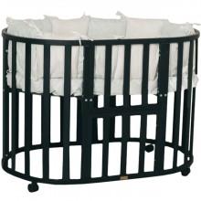 Кроватка для новорожденного Uomo DaVinci 7в1. Характеристики.