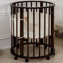 Кроватка для новорожденного Incanto Mimi 5в1. Характеристики.