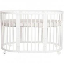 Кроватка для новорожденного Incanto Mimi 7в1. Характеристики.