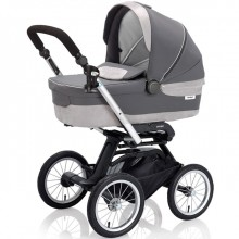 Коляска для новорожденного Inglesina Sofia на шасси Quad XT Black. Характеристики.