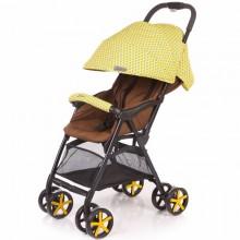 Прогулочная коляска Jetem Carbon. Характеристики.