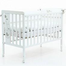 Кроватка для новорожденного Micuna Kangaroo с матрасом CH-620. Характеристики.