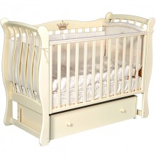 Детская кроватка Кедр Viola 3