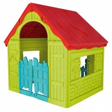 Игровой домик Keter Foldable Playhouse складной