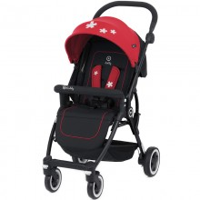 Kiddy Urban Star 1 chili red