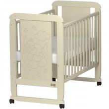 Кроватка для новорожденного Kitelli Orsetto колесо-качалка. Характеристики.