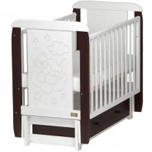Кроватка для новорожденного Kitelli Orsetto продольный маятник. Характеристики.