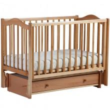 Кроватка для новорожденного Кубаночка БИ 37