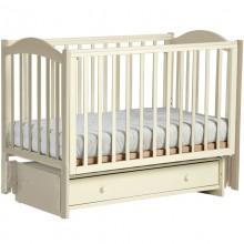 Кроватка для новорожденного Кубаночка БИ 38