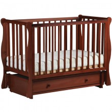 Кроватка для новорожденного Кубаночка БИ 40