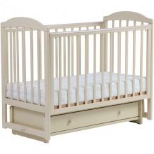 Кроватка для новорожденного Кубаночка БИ 41.2