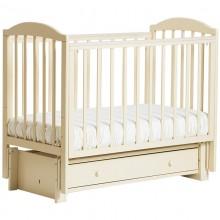 Кроватка для новорожденного Кубаночка БИ 41.3