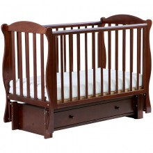 Кроватка для новорожденного Кубаночка БИ 42.3
