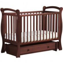 Кроватка для новорожденного Кубаночка БИ 57