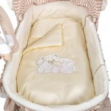 Постельное белье в колыбельку Kids Fashion 6 предметов KFNL-0615/6