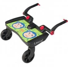 Подножка для второго ребенка Lascal BuggyBoard Maxi. Характеристики.