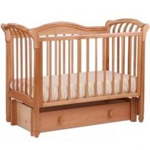 Кроватка для новорожденного Лель Азалия 10.3. Характеристики.