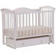 Кроватка для новорожденного Лель Азалия 10.4. Характеристики.