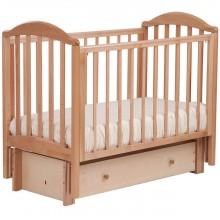 Детская кроватка Лель Лилия продольный маятник