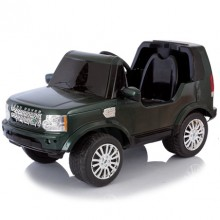 Электромобиль Jetem Land Rover Discovery 4. Характеристики.