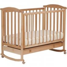 Кроватка для новорожденного Лель Лютик качалка с ящиком. Характеристики.