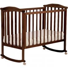Детская кроватка Лель Лютик качалка без ящика