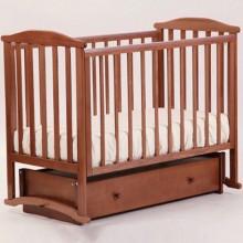 Кроватка для новорожденного Лель Лютик продольный маятник. Характеристики.