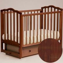 Кроватка для новорожденного Лель Жасмин поперечный маятник. Характеристики.