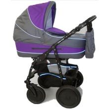 Коляска для новорожденного Little Trek Neo Alu. Характеристики.