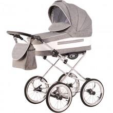 Детская коляска Lonex Classic Eleganto Len 3 в 1