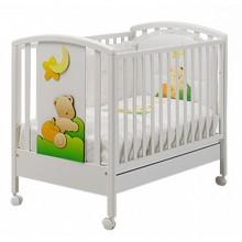 Кроватка для новорожденного MIBB Babi. Характеристики.