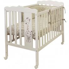 Кроватка для новорожденного Micuna Baby Giraffe с матрасом CH-620. Характеристики.