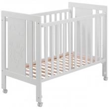 Кроватка для новорожденного Micuna Conejito с матрасом CH-620. Характеристики.