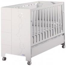 Кроватка для новорожденного Micuna Juliette Relax Luxe. Характеристики.