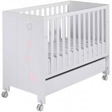Кроватка для новорожденного Micuna Juliette Relax Luxe Big. Характеристики.