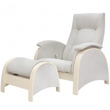 Кресло качалка с пуфиком Milli Fly