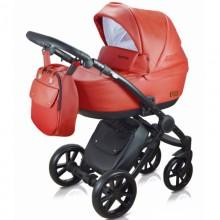 Легкая коляска для новорожденного Mirelo Bonita 3 в 1